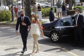 La oposición denuncia que Armengol salió de vacío de su reunión con Pedro Sánchez