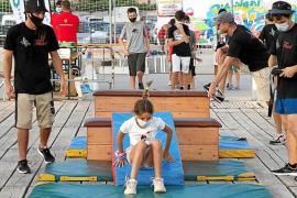 Joves al carrer se estrena en Santa Eulària con medidas de seguridad