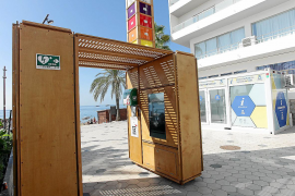 'Hi Point', punto informativo sobre el cáncer de piel en Ses Figueretes