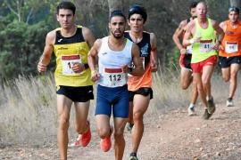 William Aveiro y Atteneri Tur marcan el ritmo y ganan la IX Cursa Trail Sant Jordi