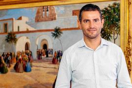 Marcos Serra: «Diversificaremos el modelo y en pocos años saldrá a relucir el potencial de Sant Antoni»