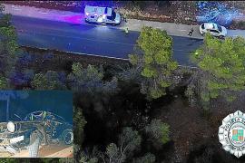 Los fallecidos en accidente de tráfico en las Pitiusas descienden más de un 50 por ciento respecto a 2019