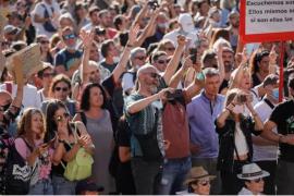 Delegado del Gobierno en Madrid: se sancionará «con la máxima dureza» el incumplimiento del uso de la mascarilla en Plaza de Colón