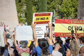 Las redes se encienden con la protesta antimascarillas