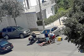 Herida grave una joven de 19 años que sufrió un atropello en Sant Antoni