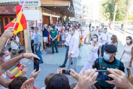 «Sant Antoni es un pueblo patriota, fiel y leal»