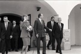 La Casa Real y sus visitas a Ibiza