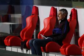 El Barça destituye a Setién