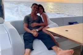Cristiano y Georgina ultiman sus vacaciones de verano en Ibiza