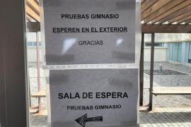 80 alumnos de la escuela de vela de Formentera se someten a las PCR