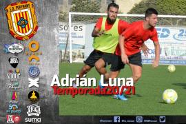 Adrián Luna ficha por el Portmany
