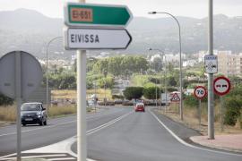 Las obras de la Ronda Nord de Sant Antoni ya están acabadas