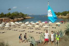 Sant Antoni tiene el sello 'Safe Tourism' en todas sus playas