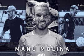 La UD Ibiza ficha a Manu Molina