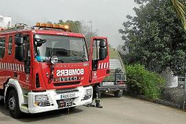 El PP pide al Govern que los bomberos de las Pitiusas se puedan formar en Mallorca