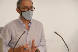 Repunte de ingresos en Baleares: Unos 60 hospitalizados, 11 de ellos en la UCI durante el fin de semana