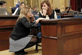 La oposición culpa de la crisis al núcleo duro de Armengol