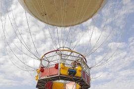El globo que cambió Sant Antoni