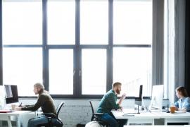 Tecnología que llega: ¿cómo serán las oficinas del futuro?