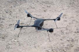Los drones como medida 'antiokupa'