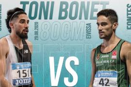 Fontes y Ordoñez repetirán duelo en Ibiza, esta vez en los 800 metros