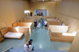 Diez personas duermen cada día en el espacio de primera acogida de Ibiza