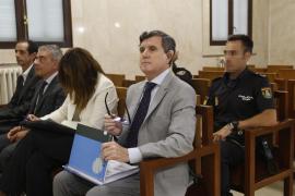 Conceden el tercer grado a Jaume Matas tras cumplir la mitad de su condena