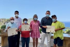 Jesús Vidal, Pablo Pineda y El Langui, nuevos embajadores de Ibiza Luxury Destination