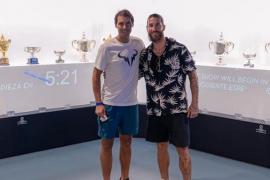 Rafa Nadal y Sergio Ramos