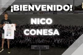 La Peña Deportiva ficha al jugador Nico Conesa