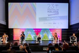 Fallo del jurado en el Festival de Cine de Málaga