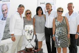 Fin de fiesta de la regata José Carreras