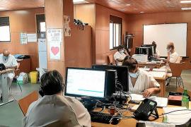 El Área de Salud pitiusa duplica en un mes los rastreadores ante el aumento de la demanda