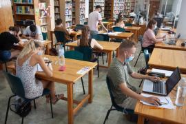 La Biblioteca Municipal de Ibiza vuelve abrir de manera ininterrumpida