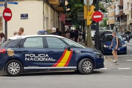 La Policía Nacional detiene en Ibiza a dos personas por un delito de allanamiento de morada
