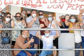Sant Josep tendrá que realojar a los vecinos acampados de los Don Pepe