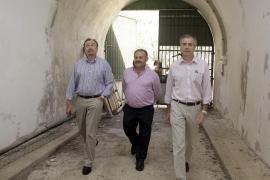 La venta del polvorín de Santa Gertrudis queda desierta tras un mes de exposición pública