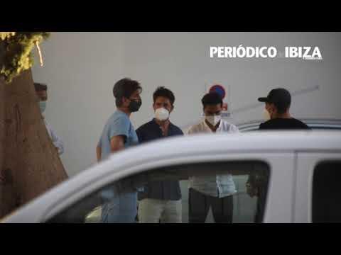 Ander Herrera y Di María, cazados en la Policlínica para una PCR