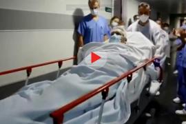 Manuel, paciente de Son Espases, es el enfermo de COVID-19 que más días ha estado en la UCI
