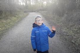 Un niño con parálisis cerebral recauda 18.000 subiendo al pico más alto de Gran Bretaña