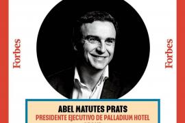 Forbes reconoce a Abel Matutes Prats como una de las 'mentes más creativas del mundo'