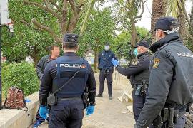 La Fiscalía pide cárcel para los reincidentes que más se saltaron el estado de alarma