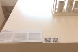 El Museo de Arte Contemporáneo de Ibiza impulsa un sistema pionero de accesibilidad para personas sordas