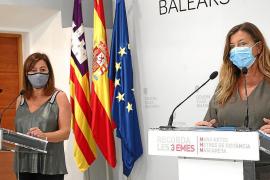 El Govern prepara un toque de queda en Vila y Sant Antoni para frenar el aumento de contagios