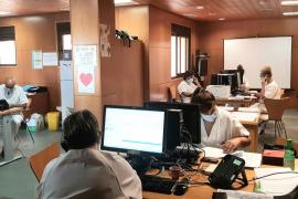 Atención Primaria de las Pitiusas dice que no está «en situación de colapso»
