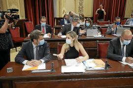 El presidente del Consell de Ibiza, aislado en su vivienda tras un contacto con un positivo