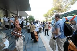 El confinamiento y la ausencia de turistas hunden Baleares