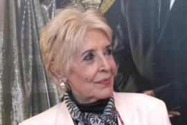 Concha Velasco se despide de 'Cine de barrio'