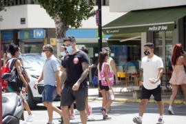 Vila no descarta un nuevo confinamiento si no bajan los contagios