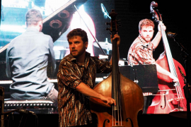 Un trío y un quinteto dan un festival para los sentidos en la segunda noche del Eivissa Jazz